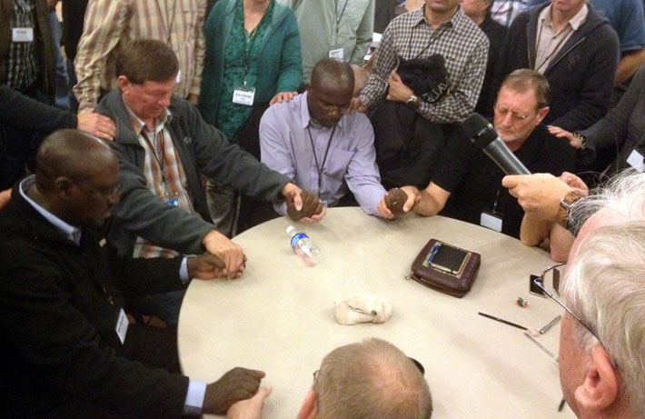 YWAM Global Leadership Forum Africa Prayer