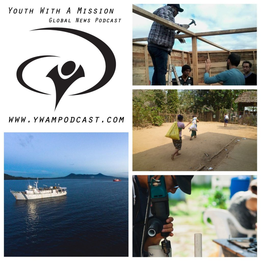 Youth With A Mission News Show Podcast Episode 116